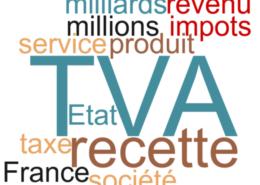 Les taux de TVA